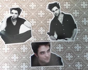 Robert Pattinson Sticker Set