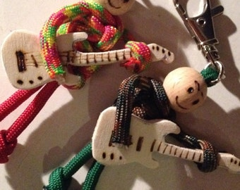 Paracord Buddies Specials Key Rings