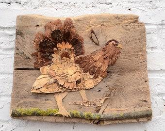 Bark art, Bark decor, Reclaimed wood wall art, Wood wall art, Wood art, Wall art wood, Rustic wall decor, Rustic wood wall decor.
