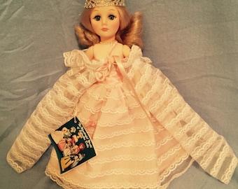 1975 Cinderella Doll by Effanbee