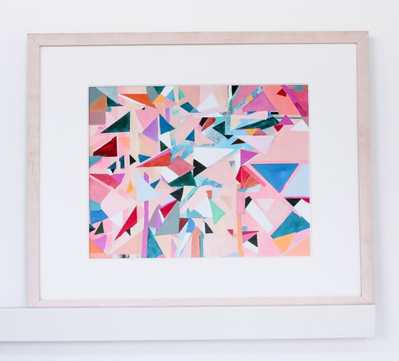 Abstract Art Painting - original and prints