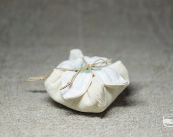 Shifuku - thick cloth pouch for extra protection of teaware: kogo *S010