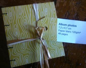 Album photo booth