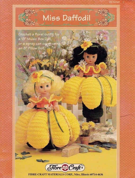 fibre craft dolls miss daffodil doll clothes fibre craft crochet by 2014