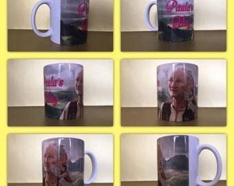 personalised mug cup the bfg big friendly giant roald dahl sophoe gift present