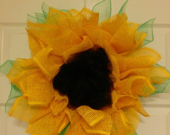 Blackeyed Susan Wreath