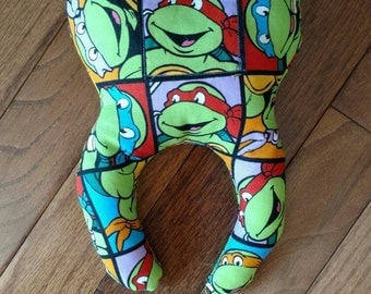 TMNT tooth fairy pillow