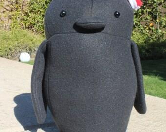 Christmas Coal Penguin
