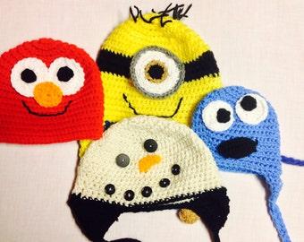 Character Hat Disney Sesame Street