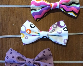 Baby and Toddler Headbands (set of 3)
