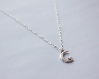 Moonstar Necklace:
