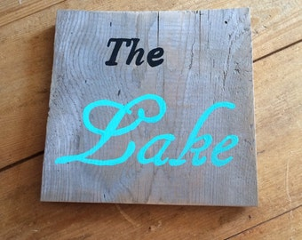 SALE: The Lake