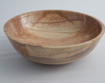 Hand Turned Decorative Bowl
