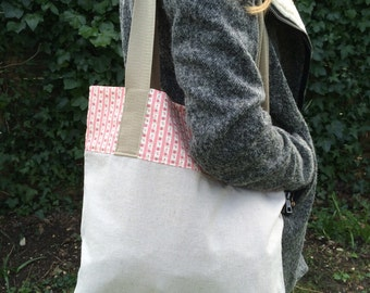 Tote Bag/bag/swimming bag/pretty toe bag/shopping bag