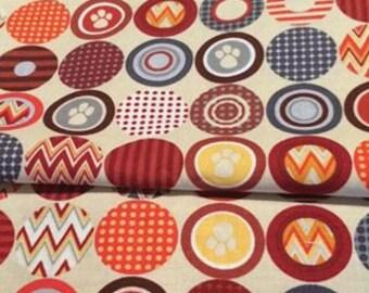 Paws Fabric