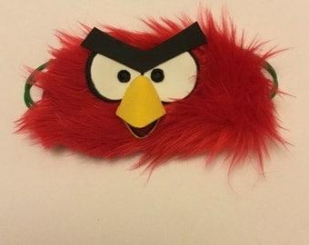 Angry Bird Inspired Beauty Sleep Mask