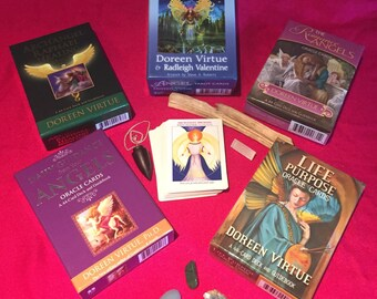 1 card intuitive Angel card reading
