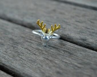Deer Ring / / deer ring