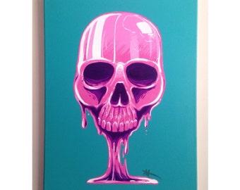 Candy Skull.