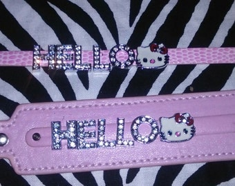 Personalized Bling