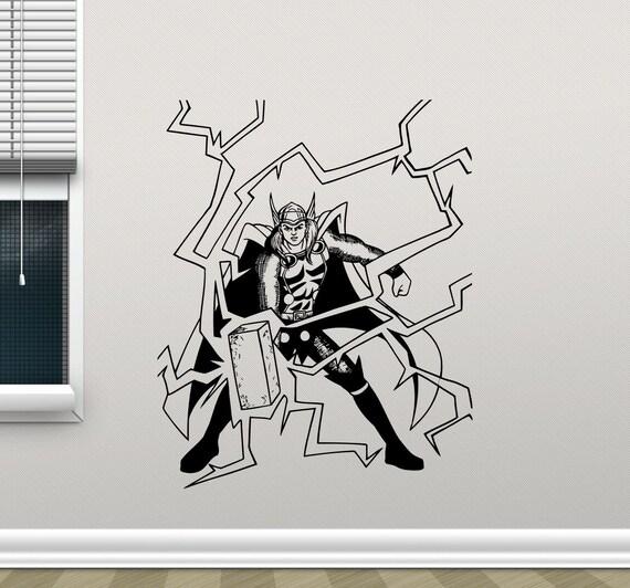 Marvel Thors Room Design