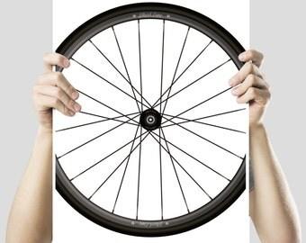 Wheel love I White