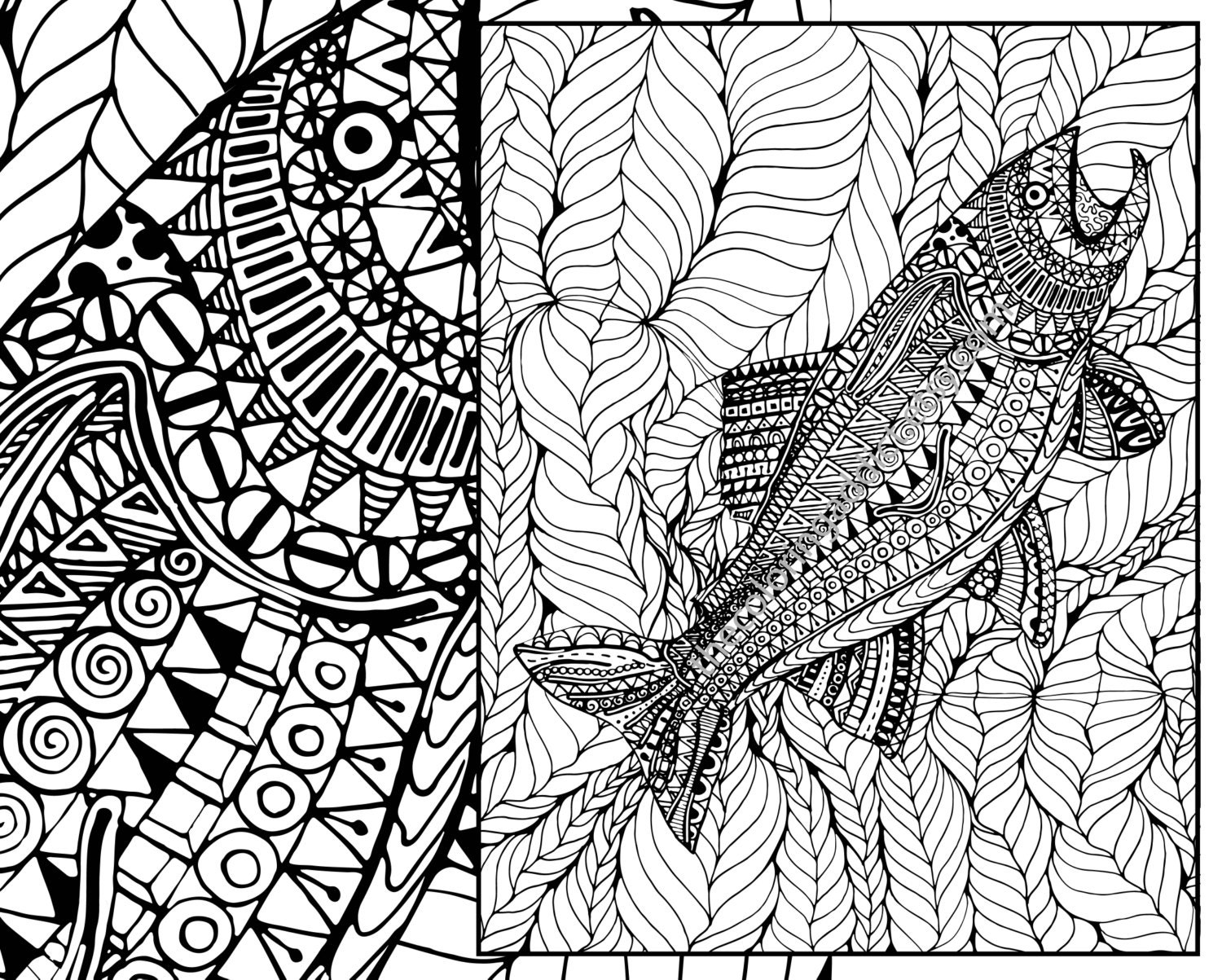 colouring books for adults in australia : Adult Coloring Page Adult Coloring Sheet Ocean Colouring Sheet Beach Adult Colouring Book Printable Sea Coloring Digital Coloring Page