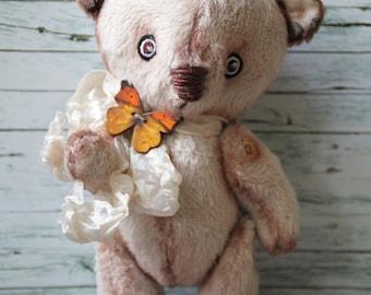 "Plush ""Minibär"", 6 inch, beige"