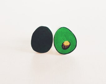 Avocado pin set