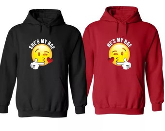 Soul and Mate Hoodies