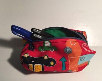 Beep beep car pouch