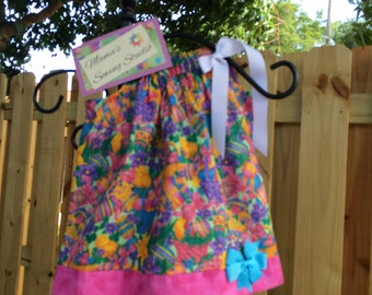 """This """"egg""""citing dress would be perfect for the Easter Holiday!  9-12mo"""