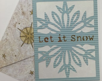 Winter Cards-Set of 4