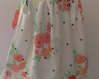 "Sundress ""Pillowcase"" style 18-24 months"