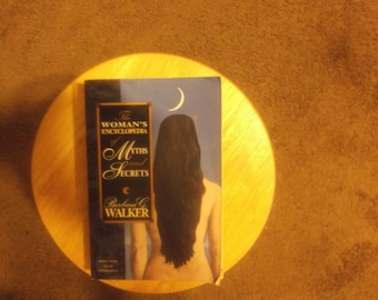 The Woman's Encyclopedia Of Myths And Secrets by Walker