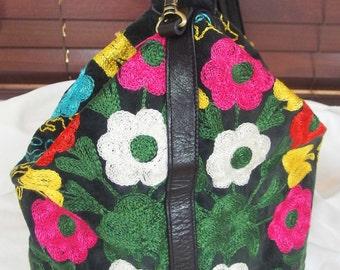 Suzani Adjustable Backpack