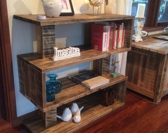 Pallet Bookshelf - Shipping NOT Included