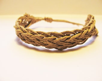 French Sennit Bracelet