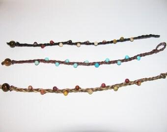 Beaded Braid Bracelet