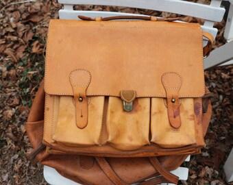 BREE Shoulder bag, 80's, all Leather