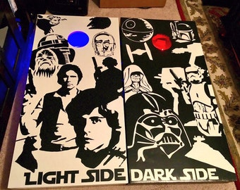 Star Wars Corn Hole Set (with bags)