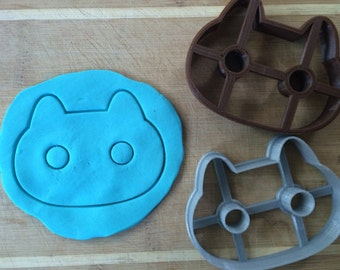 Cookie Cat! 3D Printed Steven Universe Cookie Cat Cookie Cutter