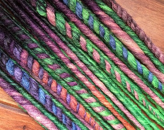 Synthetic Dreads - Dark Circus Mix SE - SET OF 5