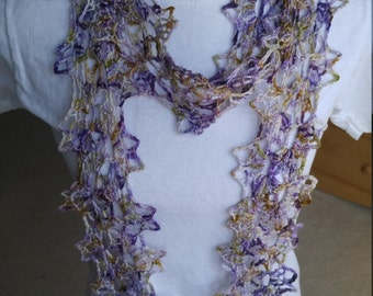 Queen Anne Colorful Scarf