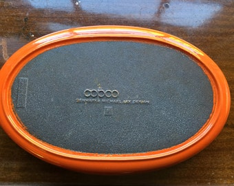 Michael Lax design for Copco made in Denmark Paella Pan