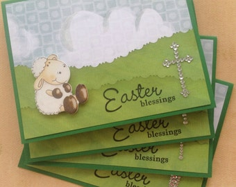 Easter Cards, Religious, Individual or Set