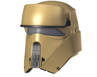 Shore Trooper Helmet from Star Wars: Rogue One for 3D-printing