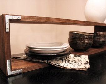Wooden Wall Hanging  Shelf