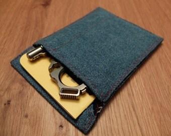 Pocket Pal - EDC notebook/gear holder
