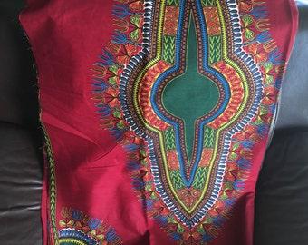 Africa Fabric, Dashiki African Fabric,Africa Clothing, Africa Print Fabric, Ankara Fabric, Africa Wax Print